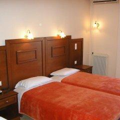 Отель Athinaiko 2* Стандартный номер с двуспальной кроватью фото 6
