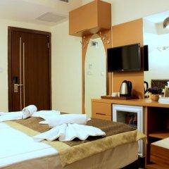 Hotel Milano Istanbul 3* Стандартный номер с различными типами кроватей фото 4