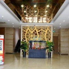 Отель Times E Inn Tianjin Xiaobailou интерьер отеля