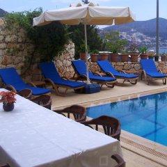 Отель Villa Ozgen бассейн