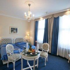 TOP Hotel Ambassador-Zlata Husa 4* Стандартный номер с разными типами кроватей фото 14
