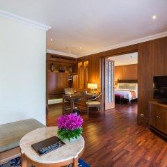 Sheraton Grande Sukhumvit, Luxury Collection Hotel, Bangkok 5* Люкс Rajah с различными типами кроватей фото 6