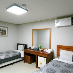 Отель Amiga Inn Seoul 2* Стандартный номер с 2 отдельными кроватями фото 8