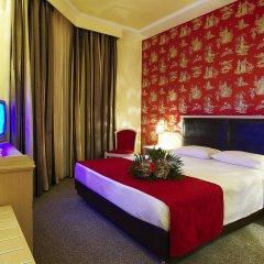 Iris Hotel 2* Люкс с различными типами кроватей фото 3