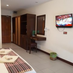 Отель Lanta For Rest Boutique 3* Номер Делюкс с двуспальной кроватью фото 20
