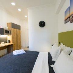Гостиница Partner Guest House Khreschatyk 3* Студия с различными типами кроватей фото 45