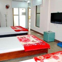 Minh Trang Hotel Стандартный семейный номер с двуспальной кроватью фото 8