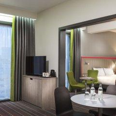 Отель Park Inn by Radisson Manchester City Centre 4* Номер Бизнес с двуспальной кроватью
