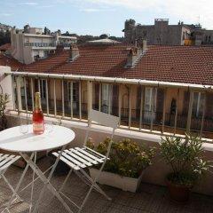 Отель MyNice Le Richelmi балкон