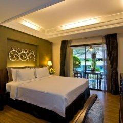 Отель Mantra Pura Resort Pattaya 4* Стандартный номер с различными типами кроватей фото 7