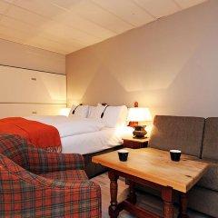Отель Hunderfossen Hotell & Resort комната для гостей фото 2