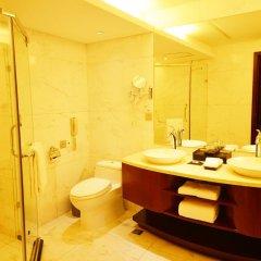 Halcyon Hotel & Resort ванная
