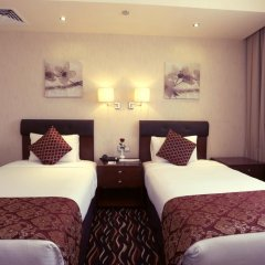 Cassells Al Barsha Hotel by IGH 4* Стандартный номер с различными типами кроватей