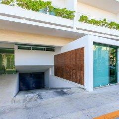 Отель Papaya 15 Apartments Мексика, Плая-дель-Кармен - отзывы, цены и фото номеров - забронировать отель Papaya 15 Apartments онлайн парковка