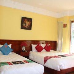 Fansipan View Hotel 3* Номер Делюкс с различными типами кроватей фото 4