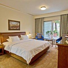 Отель Amman International 4* Представительский номер с различными типами кроватей фото 5