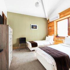 Гостевой дом Резиденция Парк Шале Стандартный номер с различными типами кроватей фото 9