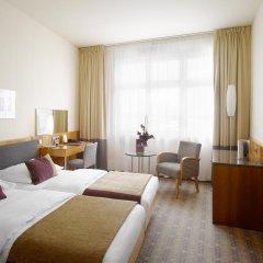 K+K Hotel Central Prague 4* Стандартный номер с разными типами кроватей фото 3