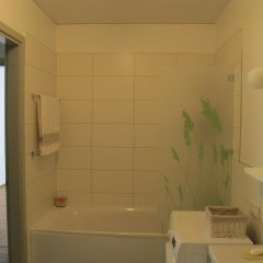 Апартаменты Mindaugo Apartment 23A ванная