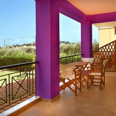 Alexandros Hotel Apartments балкон