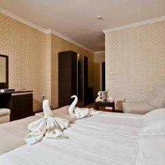 Отель St George Palace - All Inclusive Болгария, Свети Влас - отзывы, цены и фото номеров - забронировать отель St George Palace - All Inclusive онлайн комната для гостей фото 3