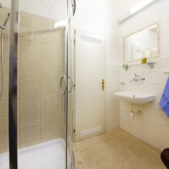 Отель Apartmán Kaiser Чехия, Прага - отзывы, цены и фото номеров - забронировать отель Apartmán Kaiser онлайн ванная