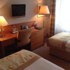 Hotel International Prague (ex. Сrowne Plaza) Прага удобства в номере