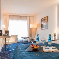 Отель SH Valencia Palace 5* Улучшенный номер с различными типами кроватей фото 3