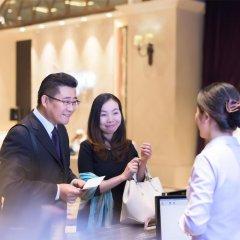 Отель Mercure Xiamen Exhibition Centre Китай, Сямынь - отзывы, цены и фото номеров - забронировать отель Mercure Xiamen Exhibition Centre онлайн интерьер отеля фото 3