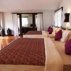 Отель Chaw Ka Cher Tropicana Lanta Resort 3* Люкс с различными типами кроватей