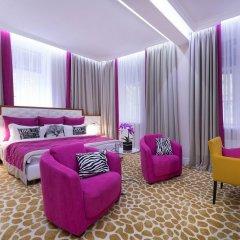 Бутик-отель Mirax Sapphire 4* Стандартный номер с 2 отдельными кроватями фото 5