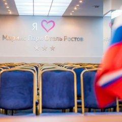 Marins Park Hotel Rostov бассейн