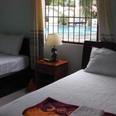 Отель Hai Yen Resort 2* Стандартный семейный номер с двуспальной кроватью фото 5