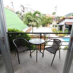 Отель The Nest Resort 3* Улучшенный номер двуспальная кровать фото 8