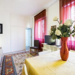 Апартаменты Venice Apartments San Samuele Венеция комната для гостей фото 4