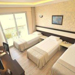 Camyuva Beach Hotel 4* Стандартный номер с различными типами кроватей