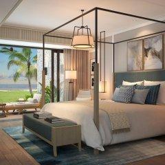 Отель Vinpearl Resort & Spa Hoi An 5* Номер Делюкс с различными типами кроватей фото 4