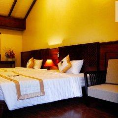 Отель Hoi An Phu Quoc Resort 3* Номер Делюкс с различными типами кроватей фото 6