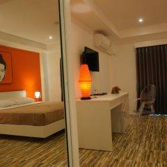 Отель Lotus-Bar комната для гостей фото 5