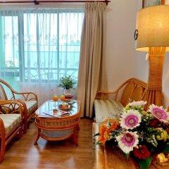 Green Hotel Nha Trang 3* Номер Делюкс фото 5