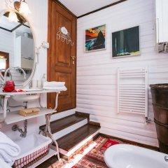 Отель Argegno Chalet Скиньяно ванная фото 2