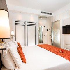Отель Parlament 4* Стандартный номер с различными типами кроватей фото 6