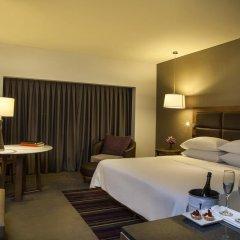 Отель Fiesta Americana - Guadalajara 4* Номер Делюкс с различными типами кроватей фото 2