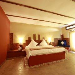 Отель Hillburi Номер Делюкс с различными типами кроватей фото 2