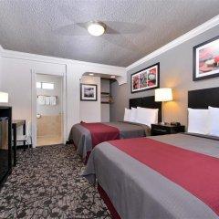 Отель Americas Best Value Inn - Dodger Stadium/Hollywood 2* Стандартный номер