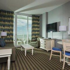 Отель Avista Resort 3* Люкс с различными типами кроватей