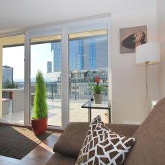 Апартаменты Arpad Bridge Apartments Апартаменты с различными типами кроватей фото 2