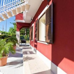 Отель Villa Lucia Сиракуза балкон