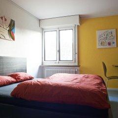 Budget Hostel Zurich Стандартный номер с различными типами кроватей фото 6