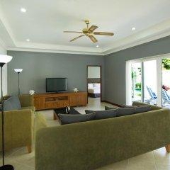 Отель Magic Villa Pattaya 4* Улучшенная вилла с различными типами кроватей фото 8